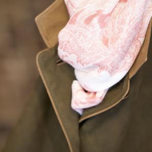 mosgroene-jas-roze-linnen-shawl